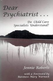 Cover of: Dear Psychiatrist P