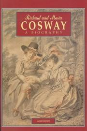 Richard and Maria Cosway by Gerald Barnett