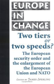 Cover of: Two Tiers or Two Speeds?