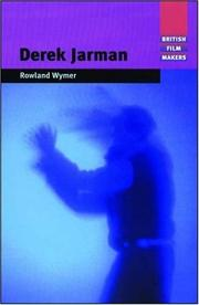 Cover of: Derek Jarman (British Film Makers)