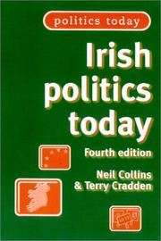 Cover of: Irish politics today