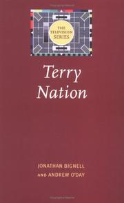 Cover of: Terry Nation