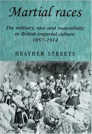 Cover of: Martial races | Heather Streets