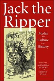 Cover of: Jack the Ripper |