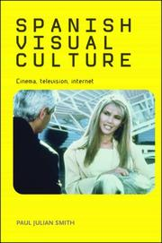 Cover of: Spanish Visual Culture