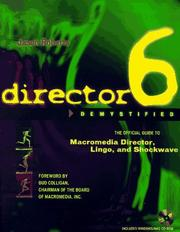 Cover of: Director 6 demystified