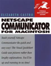 Cover of: Netscape Communicator 4 for Macintosh