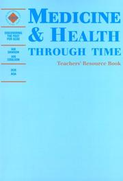 Cover of: Medicine & Health Through Time | Ian Dawson