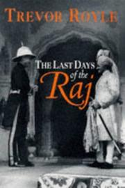 Cover of: The Last Days of the Raj