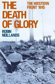 Cover of: The Death of Glory
