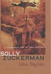 Cover of: Solly Zuckerman