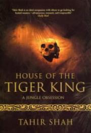 Cover of: House of the Tiger King