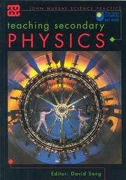 Cover of: Teaching Secondary Physics (Ase John Murray Science Practice)