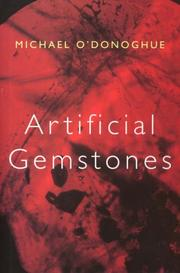 Cover of: Artificial Gemstones