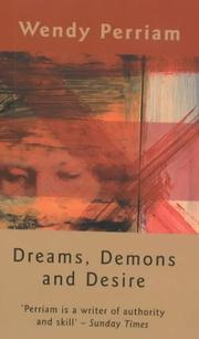 Cover of: Dreams, demons, and desire