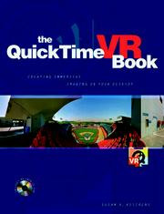 Cover of: The QuickTime VR book