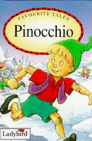 Cover of: Pinocchio (Favourite Tales)