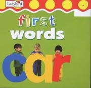 Cover of: First Words (First Focus)