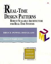 Cover of: Real-Time Design Patterns
