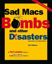 Cover of: Sad Macs, bombs, and other disasters
