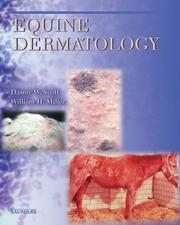 Cover of: Equine Dermatology | Danny W. Scott