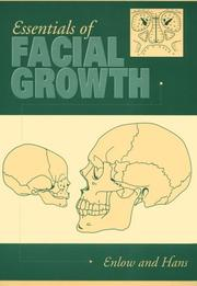Cover of: Essentials of facial growth