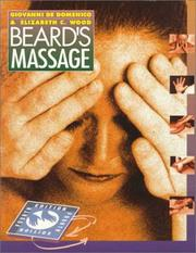 Cover of: Beard's massage: principles and practice of soft tissue manipulation