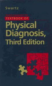 Cover of: Pocket companion for Textbook of physical diagnosis | Mark H. Swartz