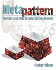 Cover of: Metapattern