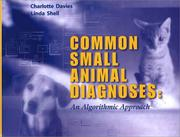 Cover of: Common Small Animal Medical Diagnoses | Charlotte Davies