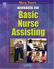 Cover of: Workbook for Basic Nurse Assisting | Mary E. Stassi
