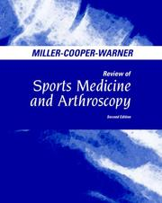 Cover of: Review of Sports Medicine & Arthroscopy | Mark D. Miller