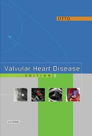 Cover of: Valvular Heart Disease | Catherine M. Otto