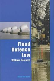 Cover of: Flood Defence Law
