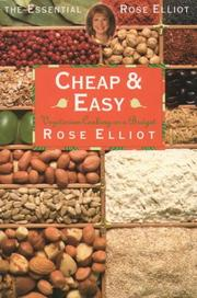 Cover of: Cheap and Easy (The Essential Rose Elliot)