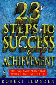 Cover of: 23 Steps to Success and Achievement