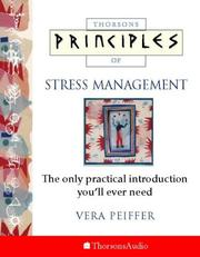 Cover of: Principles of Stress Management