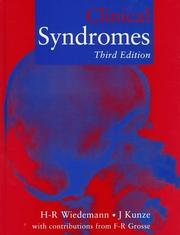 Cover of: Clinical Syndromes | H. R. Wiedemann