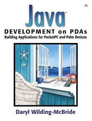 Cover of: Java Development on PDAs