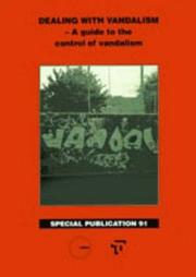 Cover of: Dealing with vandalism | D. W. Cheetham