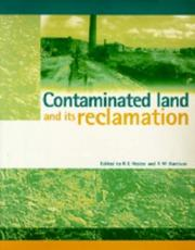 Cover of: Contaminated land and its reclamation