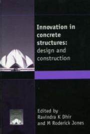 Innovation in Concrete Structures - Design and Construction