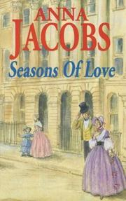 Cover of: Seasons of Love