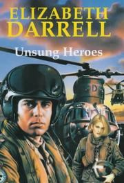 Cover of: Unsung Heroes | Elizabeth Darrell