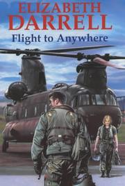 Cover of: Flight to Anywhere | Elizabeth Darrell