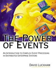 Cover of: The Power of Events