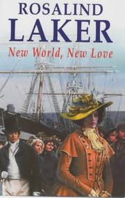 Cover of: New World, New Love | Rosalind Laker