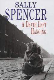 Cover of: A Death Left Hanging | Sally Spencer