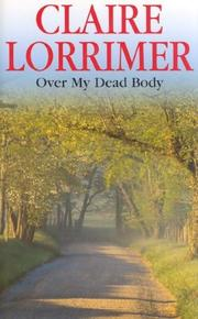 Cover of: Over My Dead Body