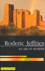 Cover of: An Air of Murder (Inspector Alvarez Novels) | Roderic Jeffries